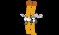 Ruban anti-mouche